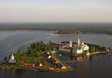 Озеро Селигер и город Осташков: достопримечательности.